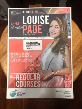 Louise Page 筆記