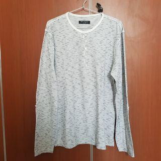 Marks & Spencer size M white buttoned top