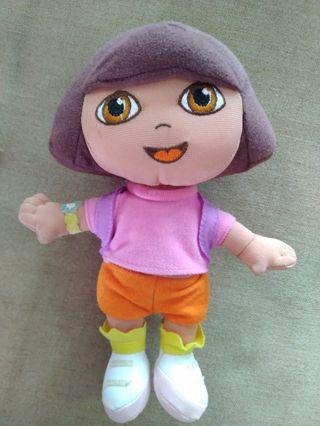 DoRa 愛探險的朵拉 玩偶 娃娃