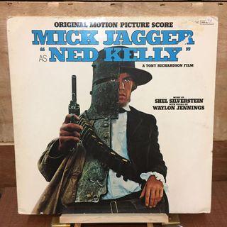 Mick Jagger - Ned Kelly movie soundtrack vinyl LP