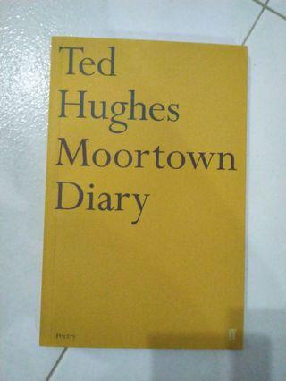 🚚 Ted Hughes Moortown Diary (Nature and rural poetry)