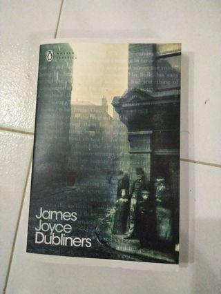 🚚 James Joyce Dubliners