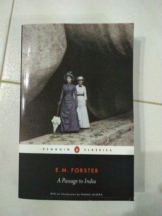 🚚 E M Forster A Passage to India