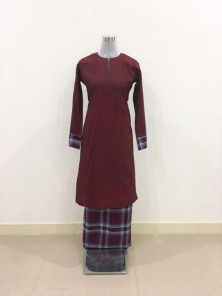 Baju Kurung Modern #CarouRaya