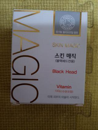 韓國洗臉肥皂