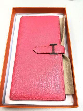 Hermes Long Bearn U5 Rose Lipstick