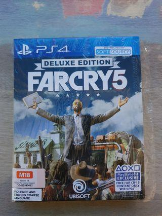 🚚 Far Cry 5 Deluxe Edition (R3)