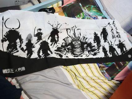 🚚 Samurai Cloth