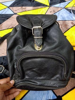 Old Vintage Backpack