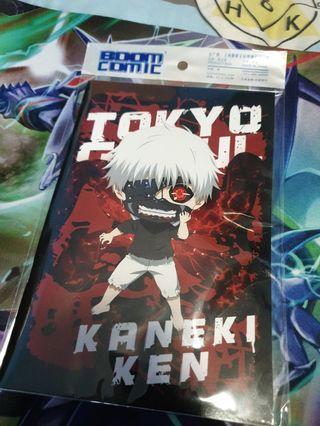🚚 Tokyo Ghoul Notebook