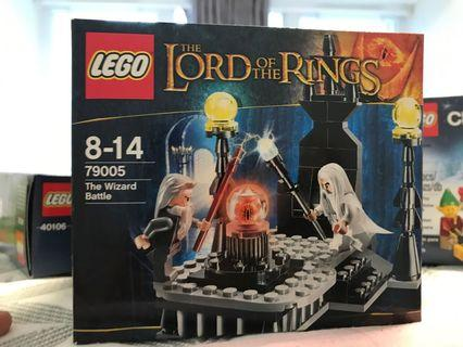 Lego 79005 lord of the ring