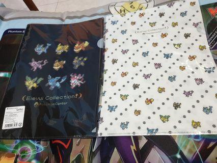 Pokemon Evee collection Files