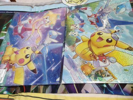 🚚 Pokemon Latios and Latias A4 File