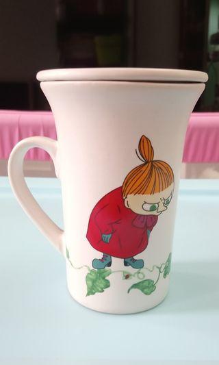 Moomin 姆明家族 亞美 花茶杯