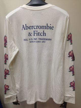 A&F women's t-shirt