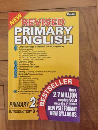 Primary 2 English Assessment Book (Preston)