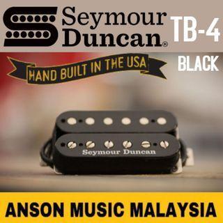 Seymour Duncan TB-4 JB Trembucker Pickup, Black