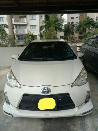 Toyota Prius Rental Raya Promo