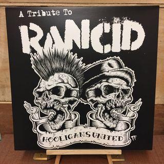 Rancid - Hooligans United - A Tribute to Rancid vinyl LP