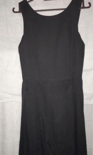 kitschen's black dress