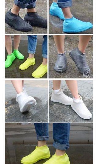 硅膠防水鞋套 多色