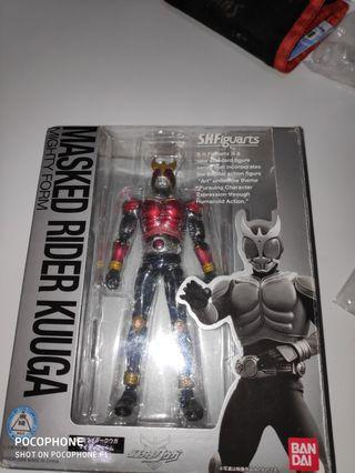 Kamen rider shf  set