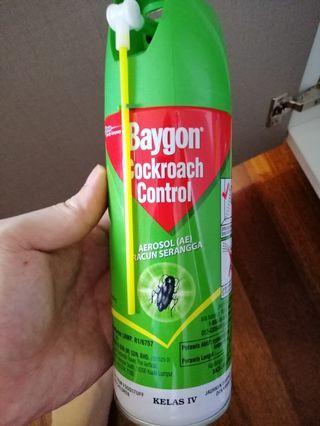 (FREE) Baygon Coackroach Control (270ml)