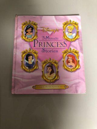 Disney princess stories