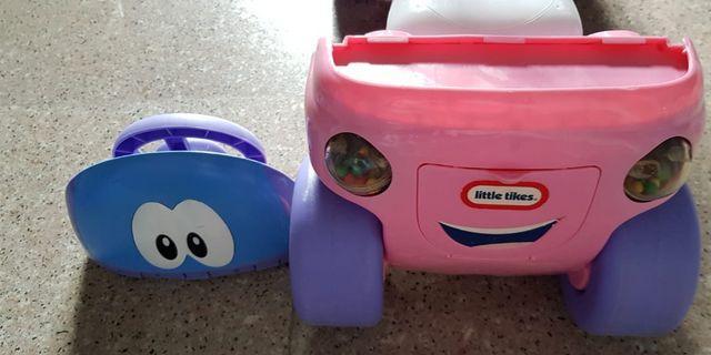 Little Tikes Push n Ride Car
