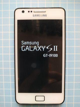 Barter - Samsung Galaxy S2 GT-i9100 (International) with Android 9