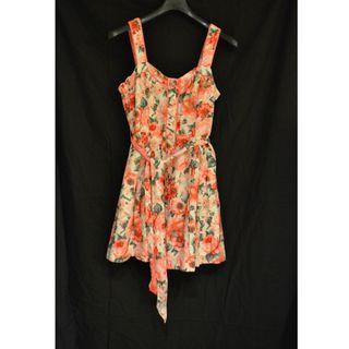 Review flower dress