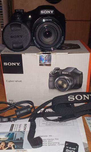 Kamera Sony Dsc-H3000