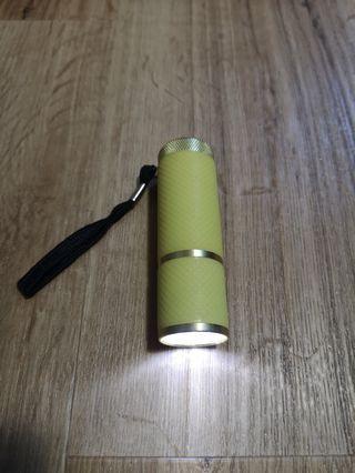 🚚 Pocket size flash
