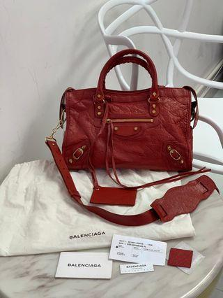 Balenciaga Bag small city