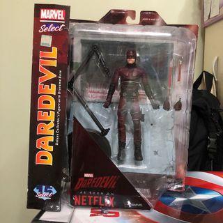 Marvel Select - Netflix Daredevil 連 場景 (夜魔俠 Marvel Defenders Diorama Avengers 捍衛者聯盟 Hell's Kitchen )
