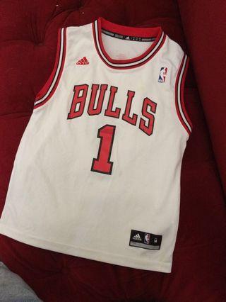 Chicago Bulls Basketball Top Jersey