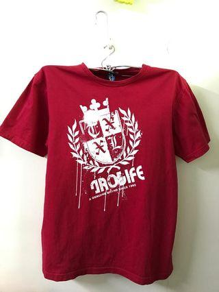 Tropicana Life (Red) Round Neck T-shirt #MidValley