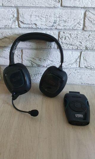 Creative Soundblaster Recon3d Omega gaming headset headphones