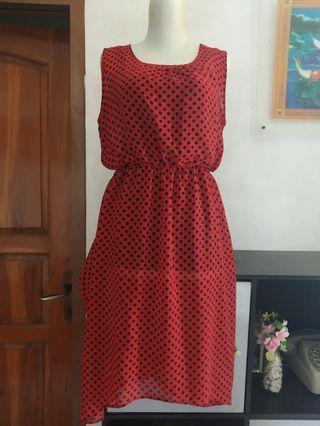 Dress Sifon Simplicity