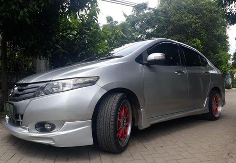 FORSELL! Honda City th 2010 E matick