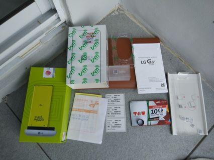 Kardus LG G5 Tam Indonesia