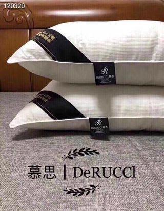 全新DeRUCCl 慕思羽絨健康枕芯