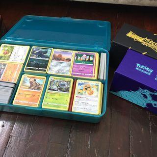 Pokemon Cards 2.5k plus bull lot
