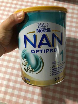 Nan Optipro Stage 1 800g #MRTYishun