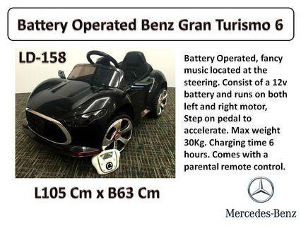 INSTOCK‼️🔰Benz Gran Turismo 6🔰Usual $268