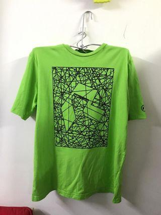 Revsport (Green) Round Neck T-shirt #MidValley