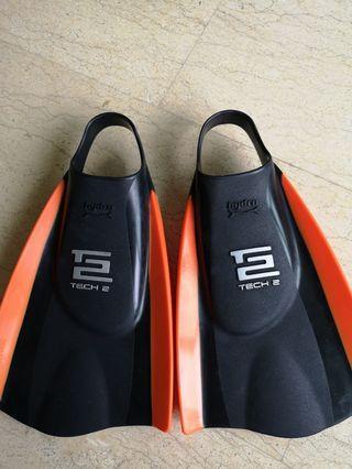 Bodyboard fins Hydro Tech 2