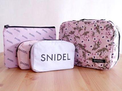 Sweet 2019年5月號 跟送Snidel 旅行整理袋