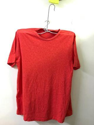 Seed (Orange) Round Neck T-shirt #MidValley