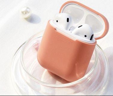 Apple Airpods 軟膠保護套 8 色選擇 (MA002)